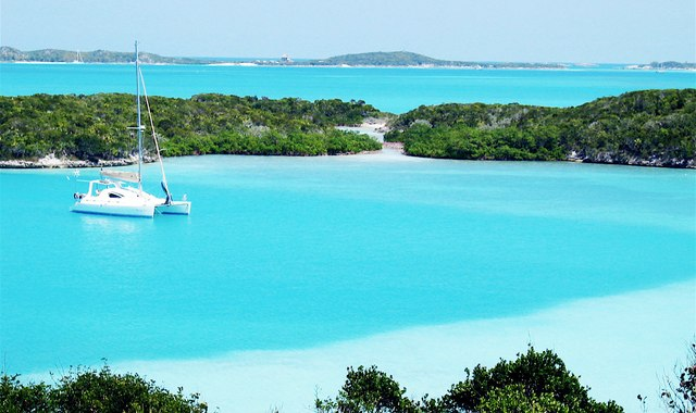 Social Distancing in the Bahamas: The Magic of the Exumas