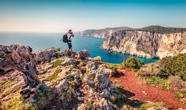 Escape to the Ionian Islands