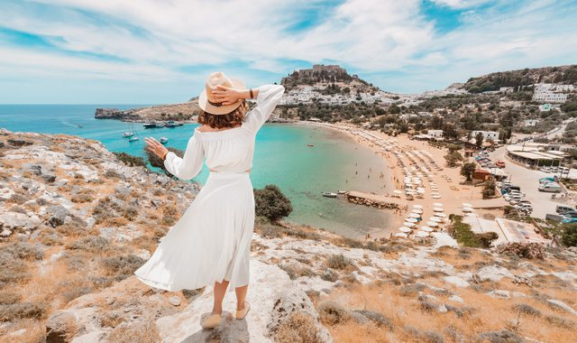 8 Days Exploring The Greek Islands