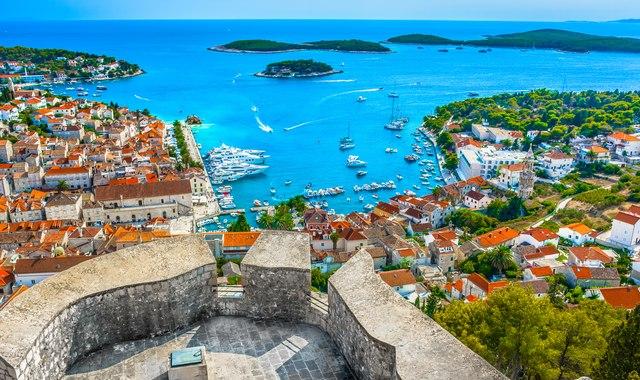 Island-Hopping around Croatia