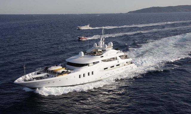 Experience Mexico on board Motor Yacht 'Azteca II'