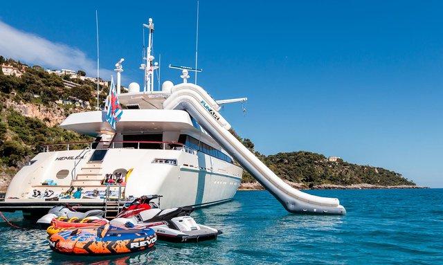 M/Y HEMILEA opens for Mediterranean charters