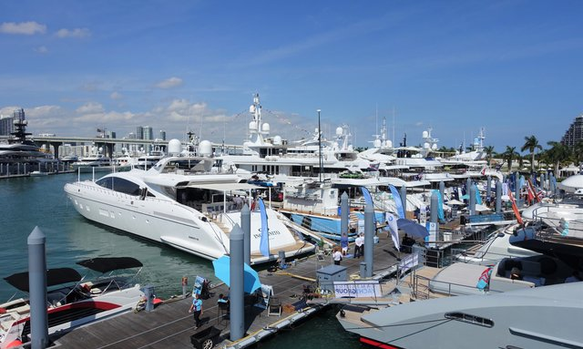 Miami Yacht Show 2020: Key statistics and the must-see charter yachts at the show