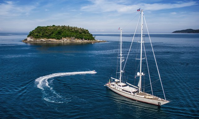 S/Y 'Clan VI' Offers 15% Off Myanmar Charters