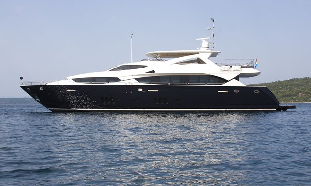 Experience the Adriatic on board M/Y CASSIOPEIA