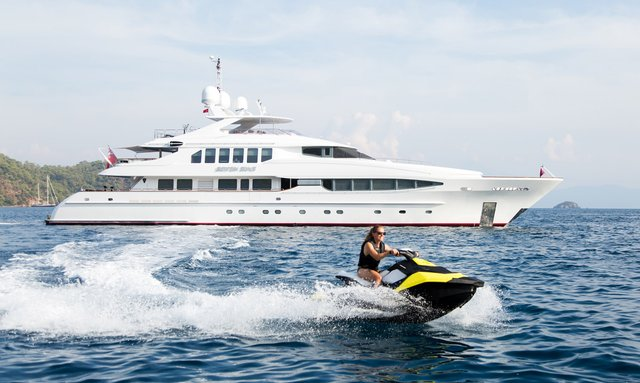 M/Y 'Seven Sins' Open for Autumn Charters in Tahiti