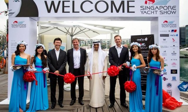 Singapore Yacht Show Signals Potential for Growth