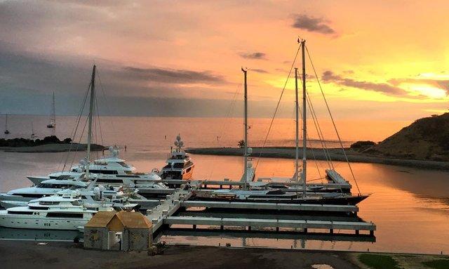 Superyacht Marina Opens in St Kitts