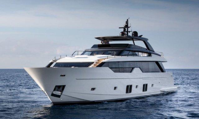 Brand new Sanlorenzo superyacht NOOR joins the charter fleet in Croatia