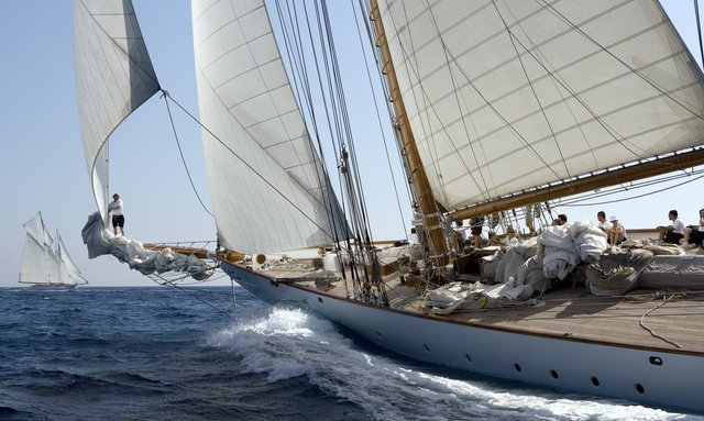 S/Y ELEONORA Opens for America's Cup Charter