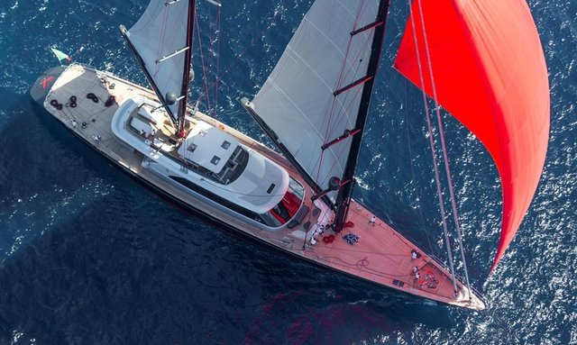 S/Y SEAHAWK Open for Select Dates in Tahiti