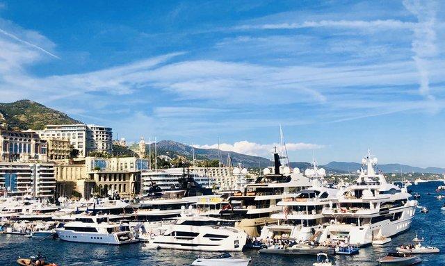 Doors open at Monaco Yacht Show 2019