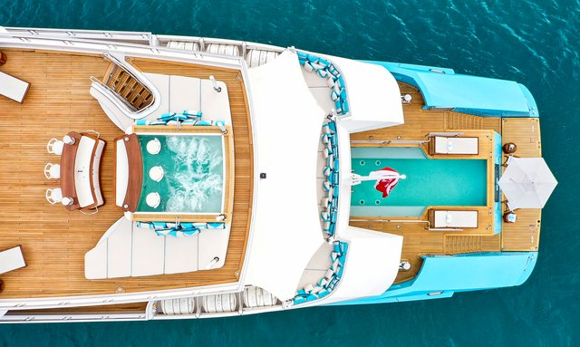 Unbeatable Caribbean charter offer with 72m superyacht AXIOMA
