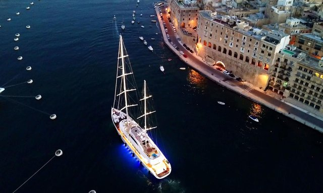 Last-minute Turkey yacht charter special: save with 51m S/Y ARESTEAS
