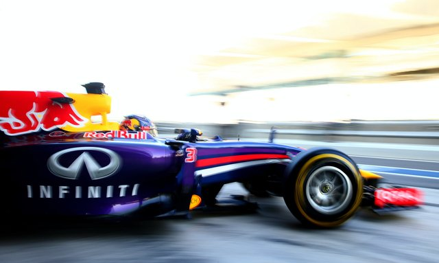 Superyachts gather for the Abu Dhabi Grand Prix