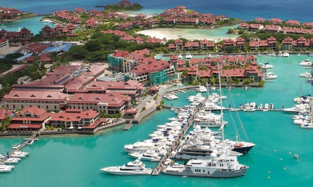 Seychelles Report Increase in Superyacht Charters