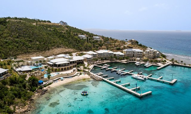 Scrub Island Resort, Spa and Marina reopens in the BVI