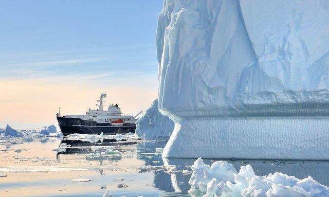 M/Y LEGEND Opens For Antarctica Charters