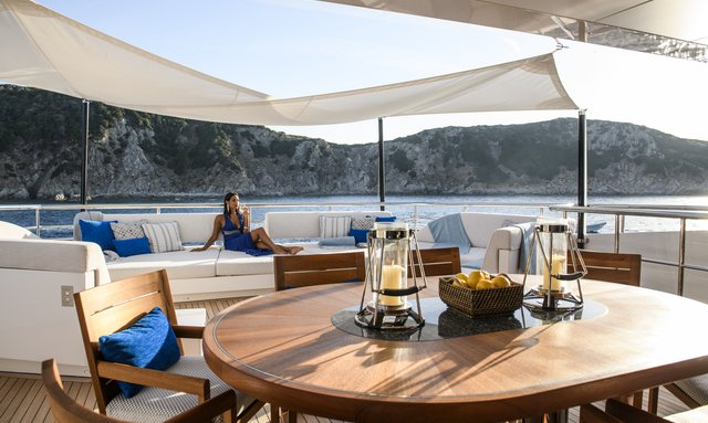 South of France yacht charter deal announced with M/Y IRISHA