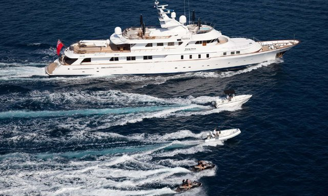 M/Y 'Shake N' Bake TBD' offers special France charter deal