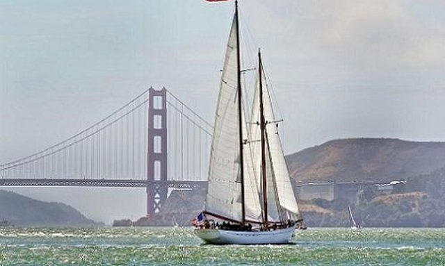 Sailing Yacht EROS in Mexico