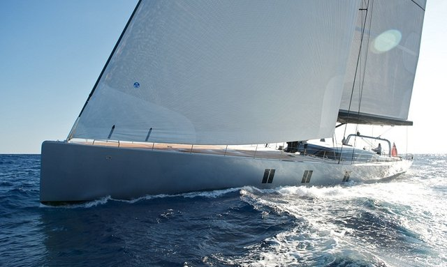 Thailand Charter Available on S/Y SARISSA