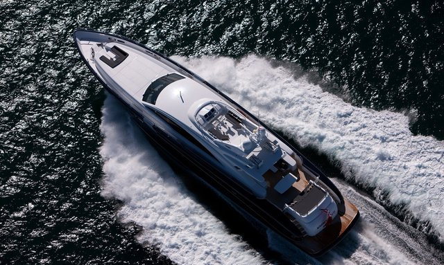 M/Y QUANTUM Available for Charter in Australia
