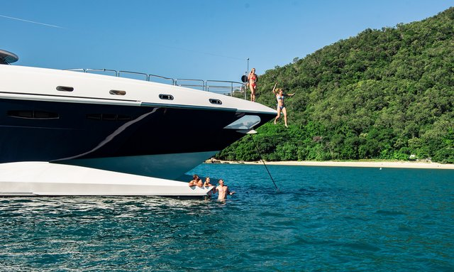 Papua New Guinea charter deal announced on M/Y SPIRIT