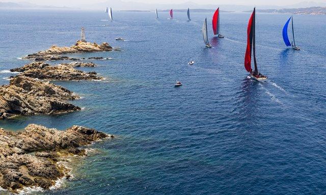 Winners of 2019 Loro Piana Superyacht Regatta announced in Porto Cervo