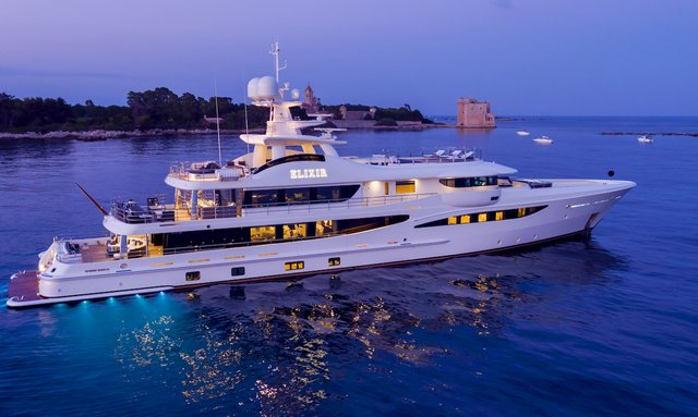 The 5 must-see charter yachts at the 2019 Palm Beach Boat Show
