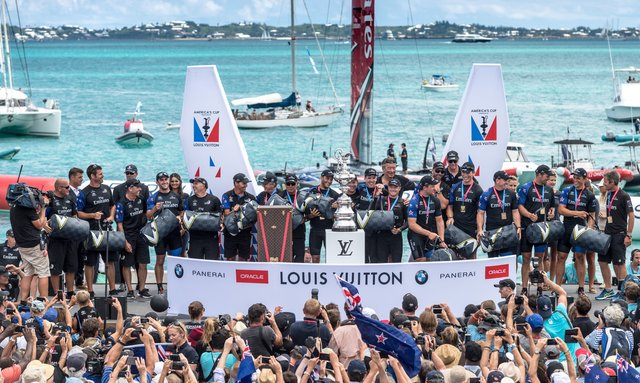 New Zealand Confirm Rules for 36th America's Cup
