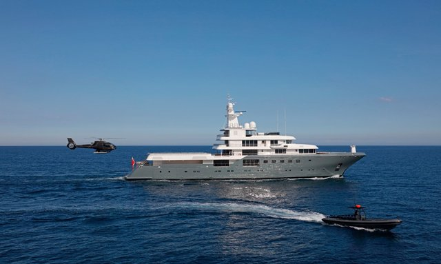 M/Y 'Planet Nine' has availability in Antarctica and Patagonia