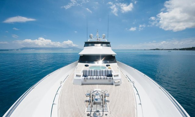 M/Y DREAMTIME Open For Great Barrier Reef Charters