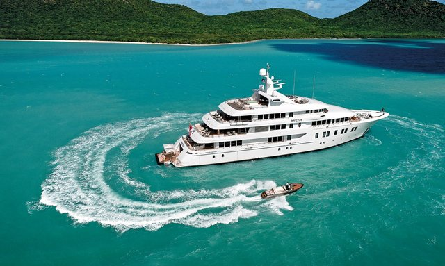 M/Y INVICTUS Offering Costa Rica Charters