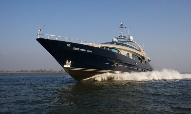 M/Y 'One Blue' opens for Italy yacht charters