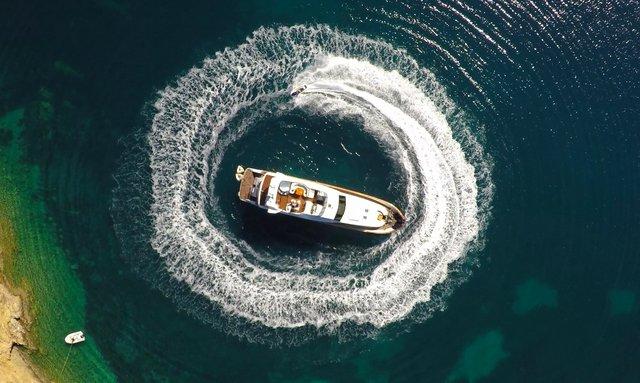 Superyacht 'Nitta V' - New Photos & Video