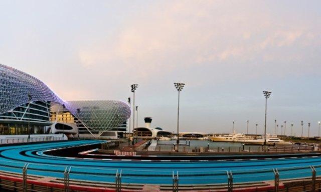 Yas Marina Gears-Up for 2014 Abu Dhabi GP