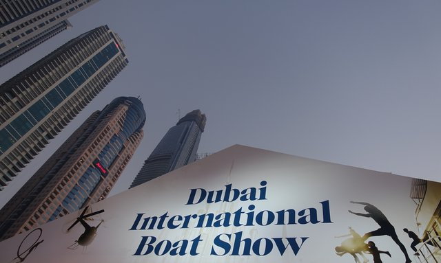 VIDEO: Day 2 at the Dubai Boat Show 2017