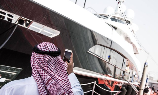 Dubai Boat Show 2018 draws to a close