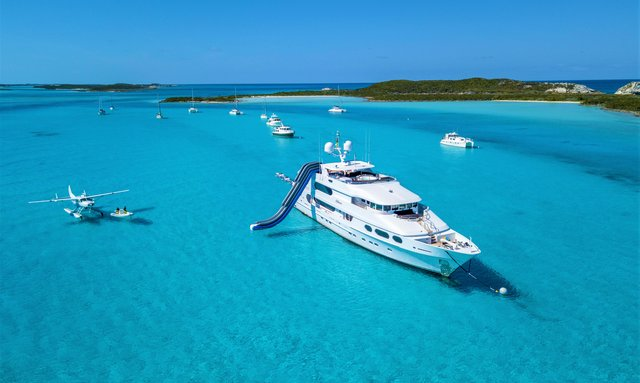Caribbean yacht charter special: snap up a saving with M/Y MILESTONE