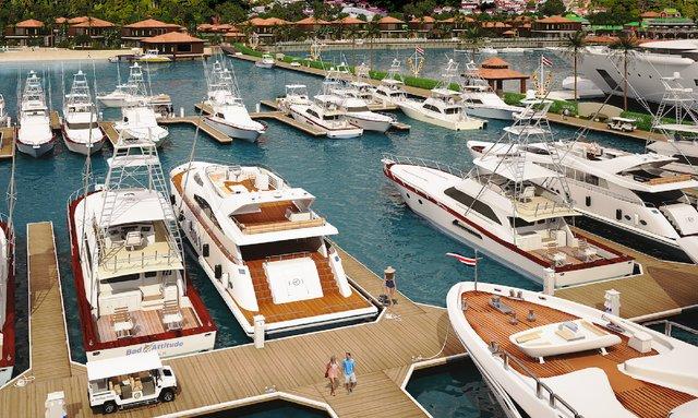 Costa Rica's Golfito Marina Opens for Business