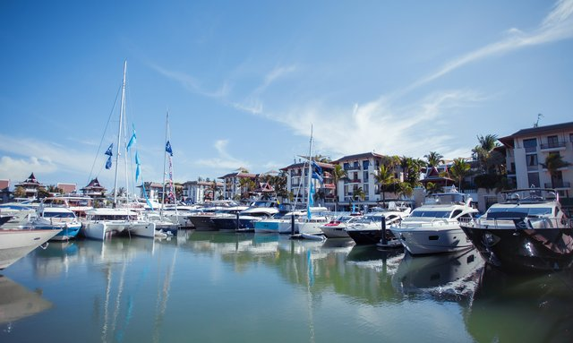 Boat shows merge for Thailand Yacht Show & Rendezvous