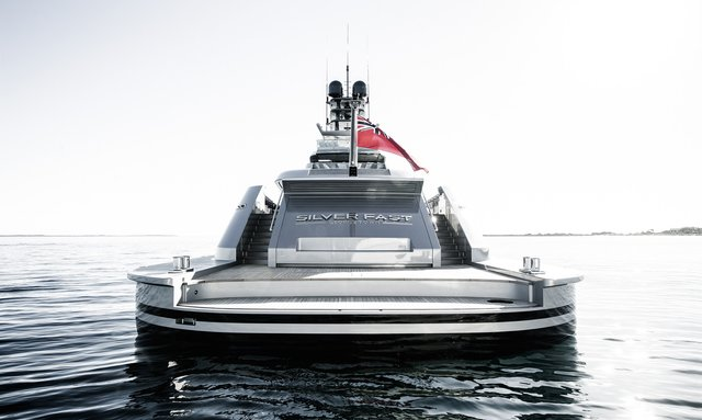 M/Y 'Silver Fast' Open For Charter In The Indian Ocean