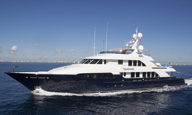 M/Y WILDFLOUR Opens For Charters in Alaska