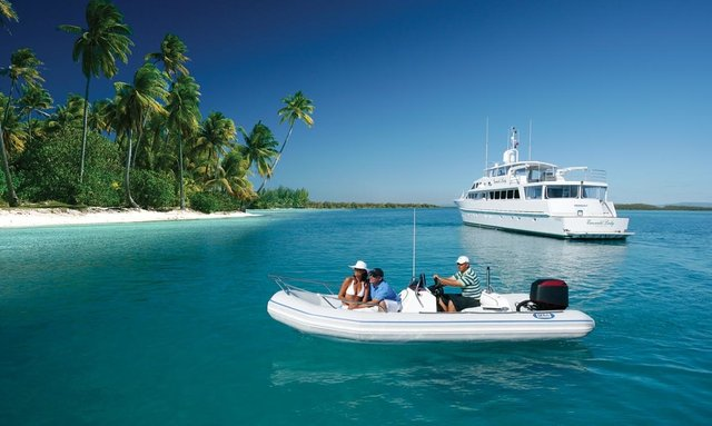 Adventure in Australia on board M/Y 'Emerald Lady'