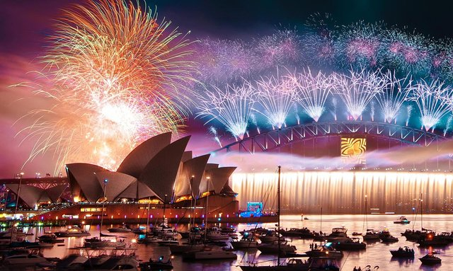 M/Y CORROBOREE Opens for New Year's Charter in Sydney