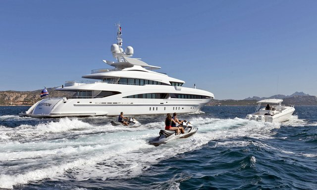 M/Y INCEPTION Offers Exotic Escapes to Costa Rica