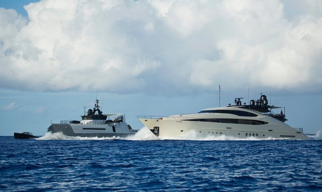 M/Y VANTAGE & Support Vessel AD-VANTAGE Available In Summer