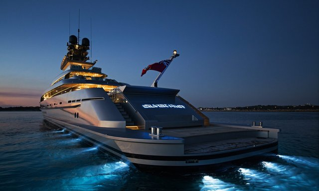 M/Y 'Silver Fast' Takes Bookings in the Indian Ocean