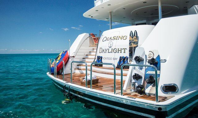 M/Y 'Chasing Daylight' Cruises in Costa Rica